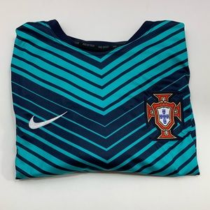 Nike soccer jersey team Portugal Dri-fit